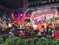 Franz Löchinger & das sprechende Schlagzeug / Wiener Neustadt 2016