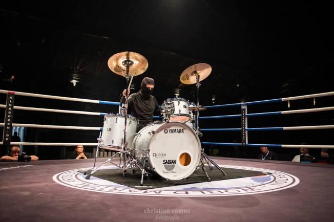 The Austrian Drumpower / Arena Nova 2017 / Foto: Christian Camus Fotografie